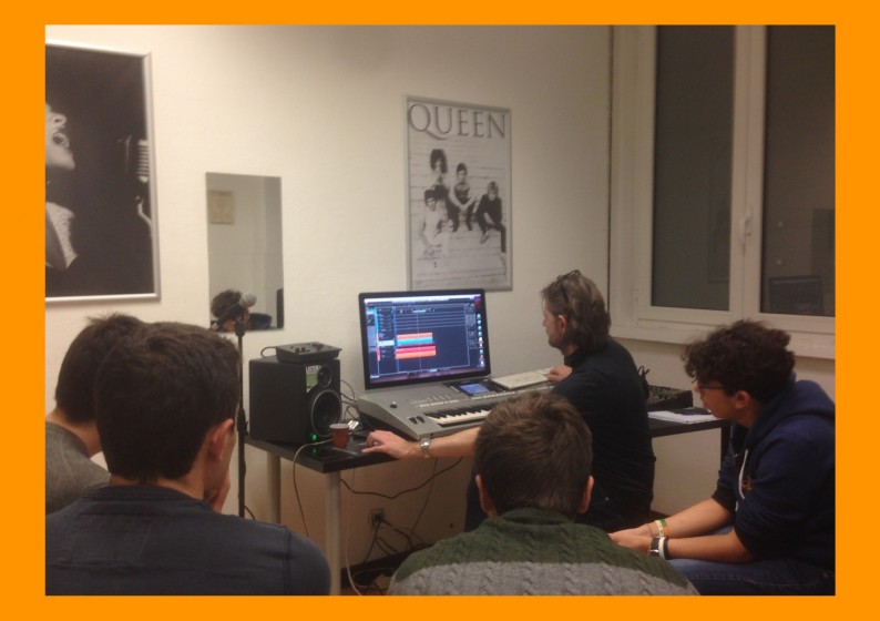 Corso di  Music Production