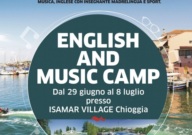 English and Music camp