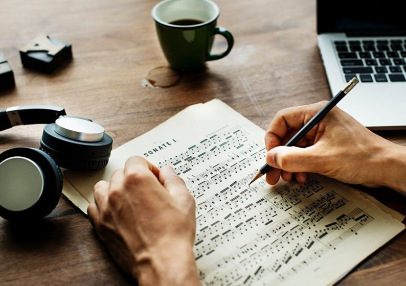 Song Writing e Registrazione